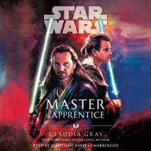 Master & Apprentice (Star Wars) Cover