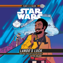 Star Wars: Lando's Luck (Star Wars: Flight of the Falcon) Cover
