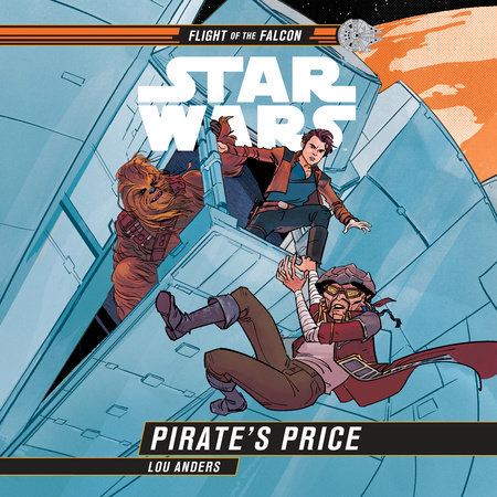 Star Wars: Pirate's Price by Lou Anders