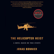 The Helicopter Heist Cover