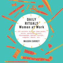 Daily Rituals: Women at Work Cover