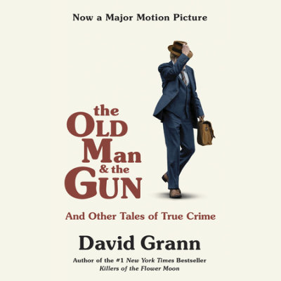 The Old Man and the Gun cover