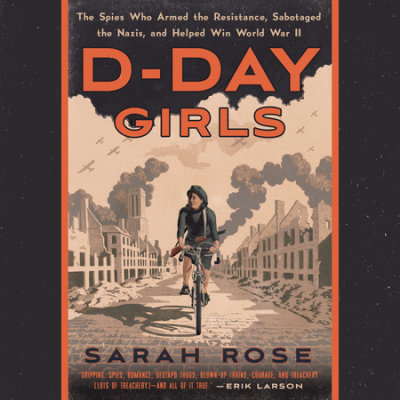 D-Day Girls cover