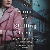 The Spies of Shilling Lane Cover
