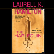 The Harlequin Cover
