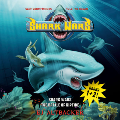 Shark Wars 1 & 2 cover