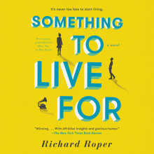 Something to Live For Cover