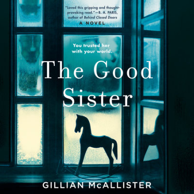 The Good Sister cover