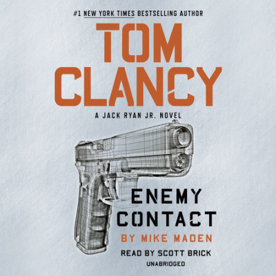 Tom Clancy Enemy Contact cover
