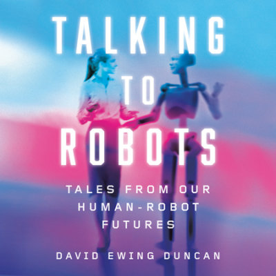 Talking to Robots cover