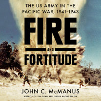 Fire and Fortitude Cover