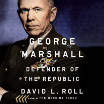 George Marshall Cover