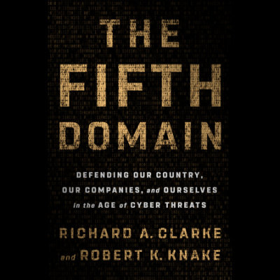 The Fifth Domain cover