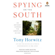 Spying on the South Cover