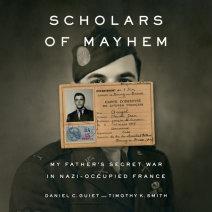Scholars of Mayhem Cover