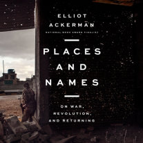 Places and Names Cover