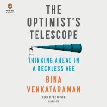 The Optimist's Telescope Cover