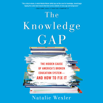 The Knowledge Gap cover