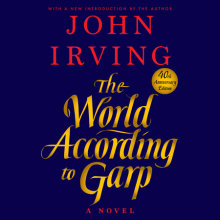 The World According to Garp Cover