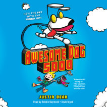 Awesome Dog 5000 (Book 1) Cover