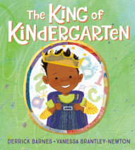 The King of Kindergarten Cover