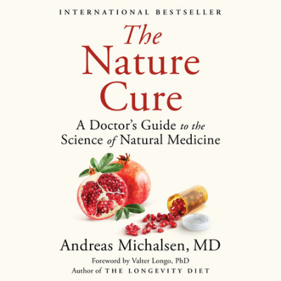The Nature Cure cover