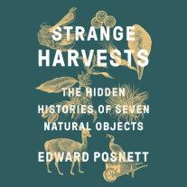 Strange Harvests Cover