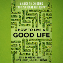 How to Live a Good Life Cover