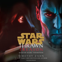 Thrawn: Treason (Star Wars) Cover
