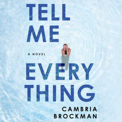Tell Me Everything cover