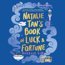 Natalie Tan's Book of Luck and Fortune Cover