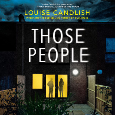 Those People cover