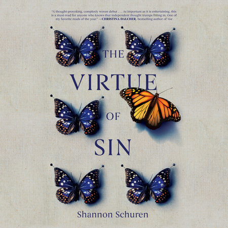 The Virtue of Sin by Shannon Schuren
