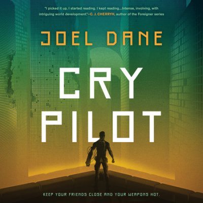 Cry Pilot cover