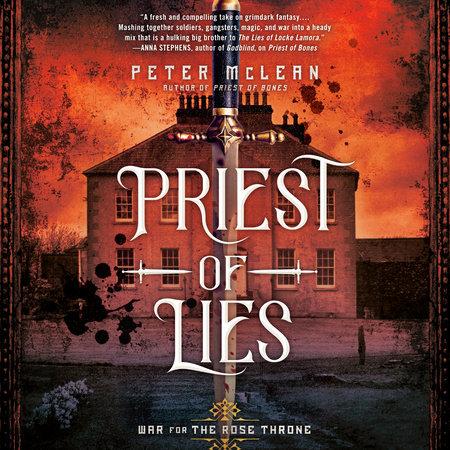 Priest of Lies by Peter McLean