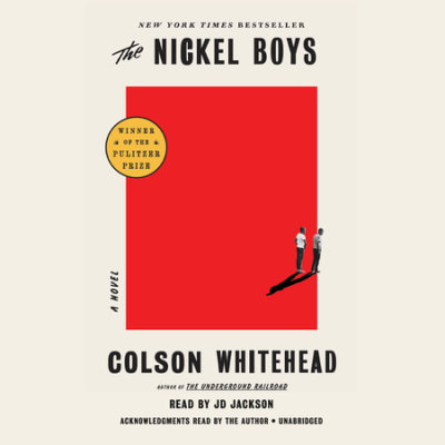 The Nickel Boys cover