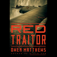 Red Traitor Cover