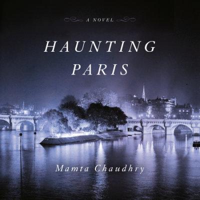 Haunting Paris cover