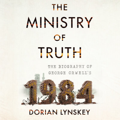 The Ministry of Truth cover