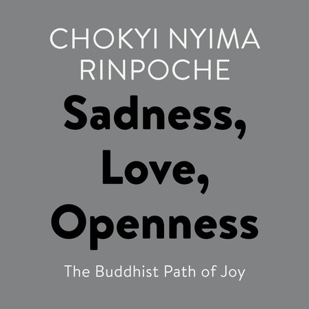 Sadness, Love, Openness by Chokyi Nyima Rinpoche