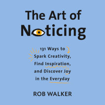 The Art of Noticing Cover