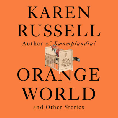 Orange World and Other Stories cover