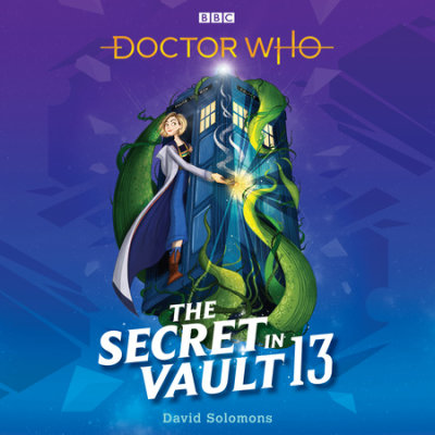 Doctor Who: The Secret in Vault 13 cover