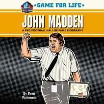 Game for Life: John Madden Cover