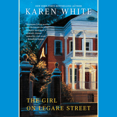 The Girl On Legare Street cover