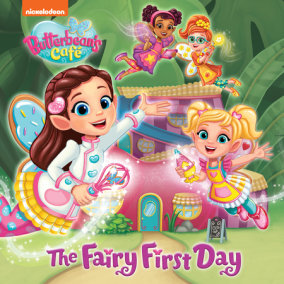 The Fairy First Day (Butterbean's Café)