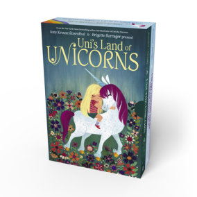 Uni's Land of Unicorns (Board Book Boxed Set)