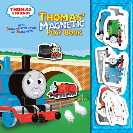 Thomas' Magnetic Play Book (Thomas & Friends)