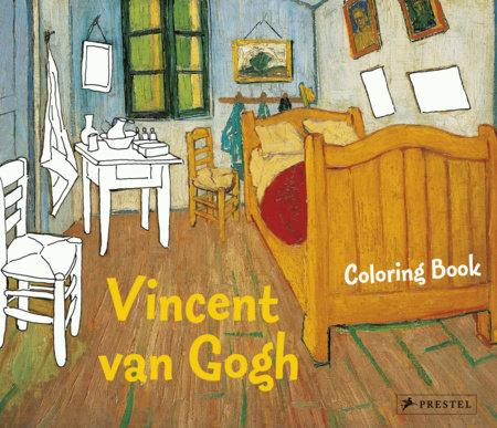 Coloring Book Vincent Van Gogh By Annette Roeder: 9783791343310  PenguinRandomHouse.com: Books