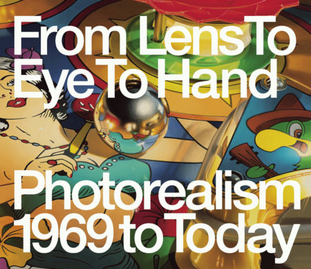 From Lens to Eye to Hand by Terrie Sultan